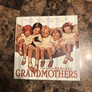 2 for $15 ✨The Little Big Book for Grandmothers